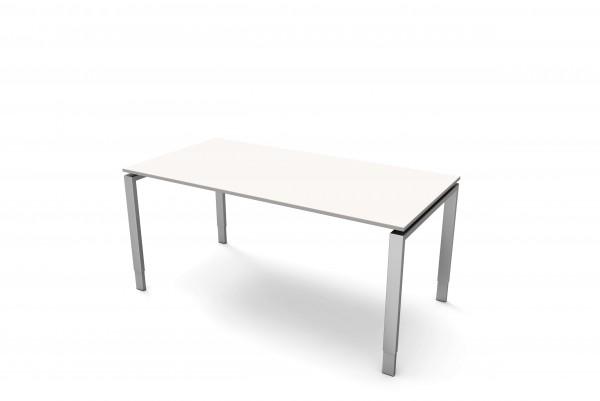 Form 5V 160x80 in weiß