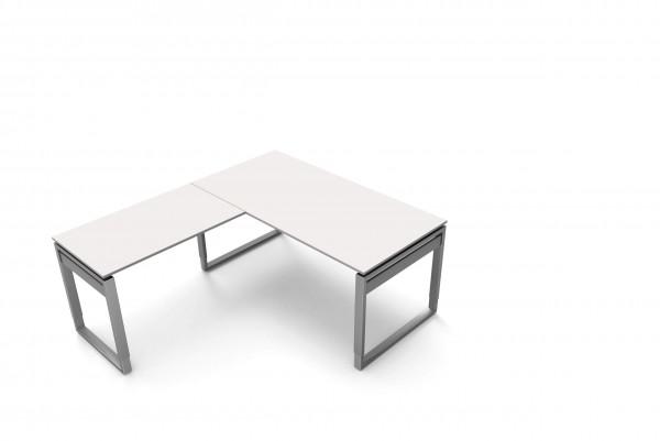 Form 5B 160x180 in weiß