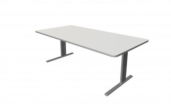 Kerkmann Schreibtisch Unic weiß 200 x 100