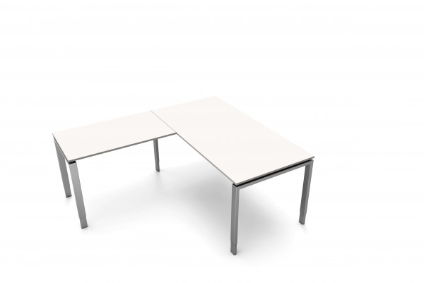 Form 5V 160x180 in weiß