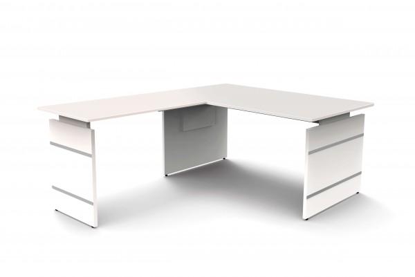 Form 4W 160x180 in weiß