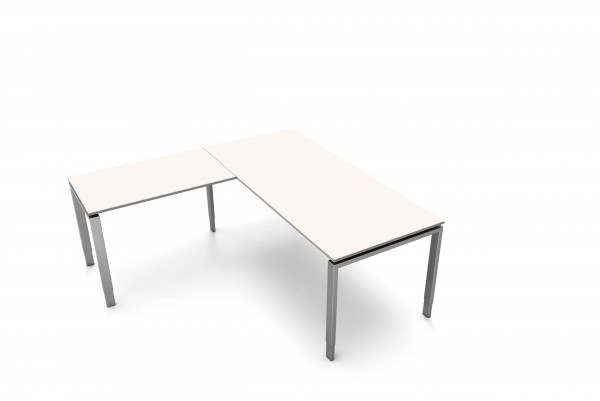 Form 5V 180x180 in weiß