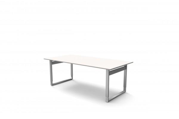 Form 5B 200x100 in weiß