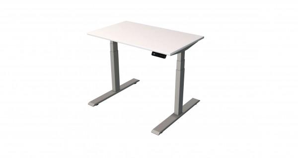 elektrisch höhenverstellbarer Schreibtisch fürs Home Office 100x60