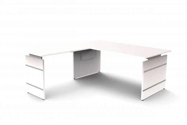 Form 4W 180x180 in weiß