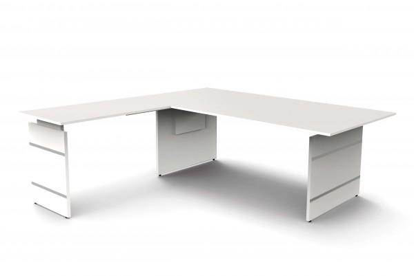 Form 4W 200x220 in weiß