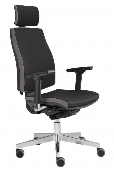 Bürostuhl Premium schwarz