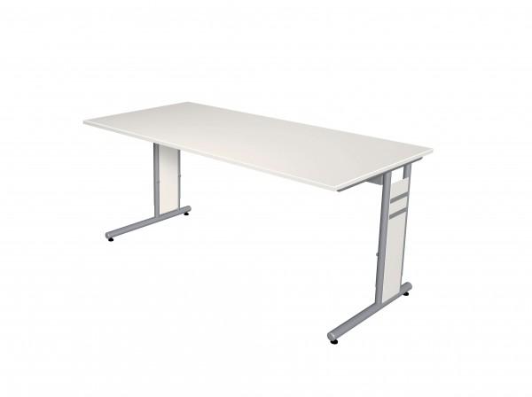 Form 4C 180x80 in weiß