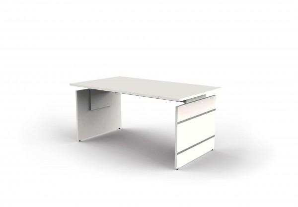 Form 4W 160x80 in weiß