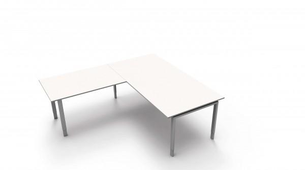 Form 5V 200x220 in weiß