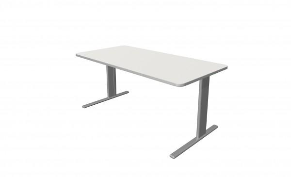 Kerkmann Schreibtisch Unic weiß 160 x 80