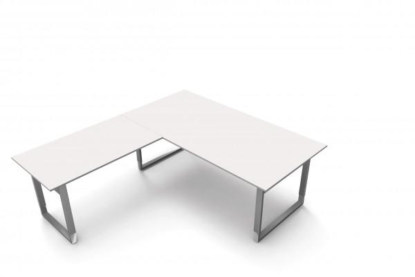 Form 5B 200x220 in weiß